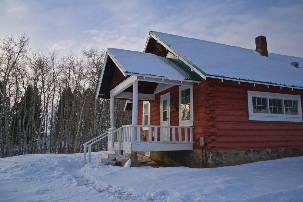 Fleecer Cabin 1