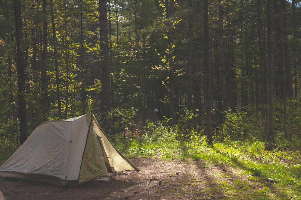 Memorial Day Weekend - Camping