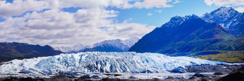 Matanuska Glaciären