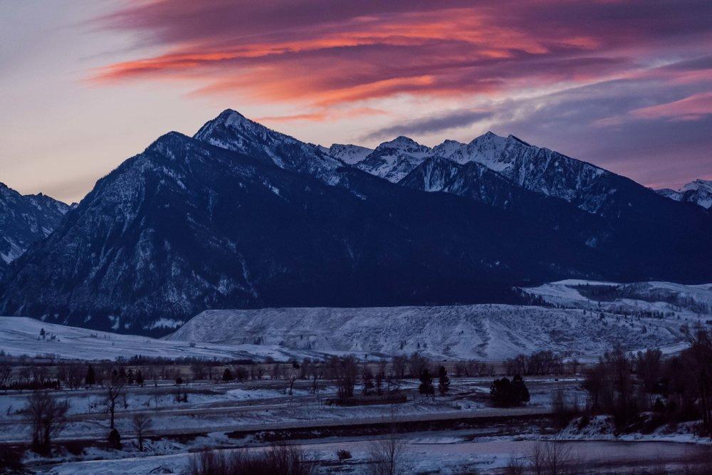 Montana. December 2016