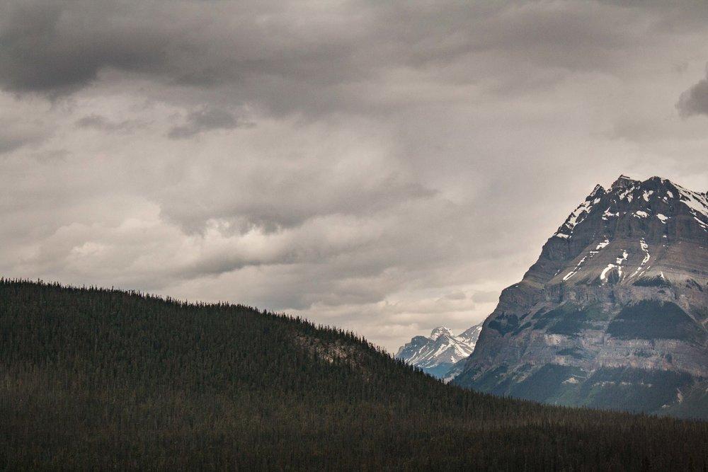 Jasper National Park, Kanada. May 2016