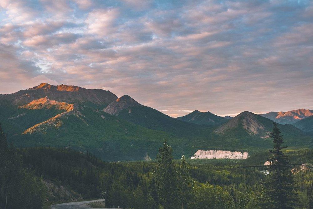 Denali National Park, Alaska. Juni 2011