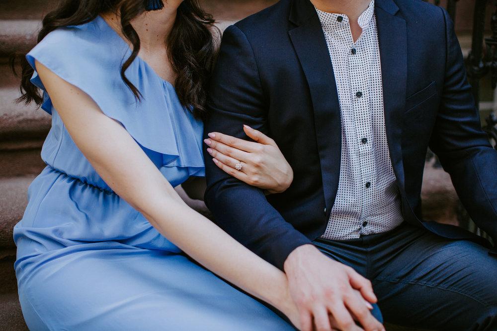 Bridal & Engagment Styling -