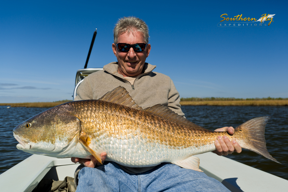 Fly Fishing with Capt. Brandon Keck of Southern Fly Expeditions