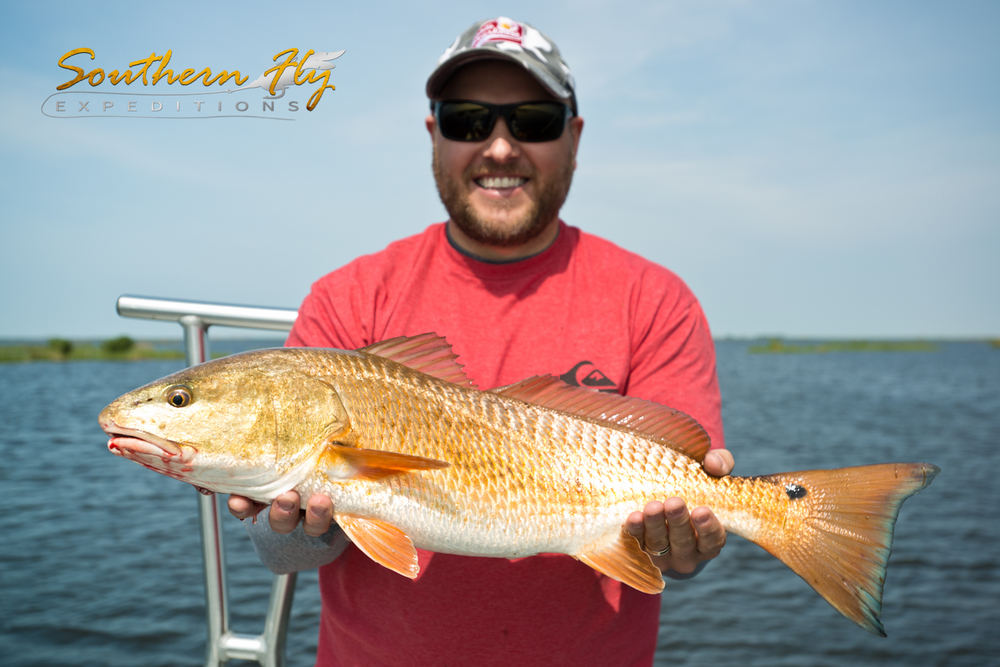 Fly Fishing Guides April 2015 Photos with Southern Fly Expeditions of New Orleans