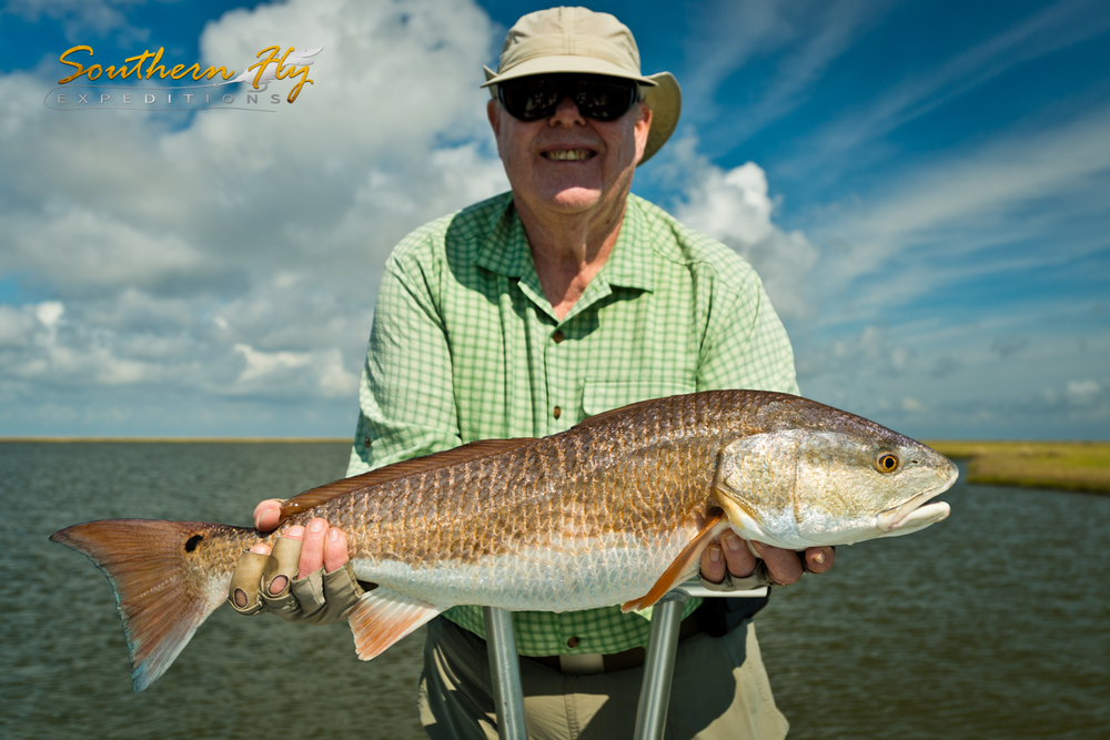 Fly Fishing Photos April 2015 with Southern Fly Expeditions of New Orleans