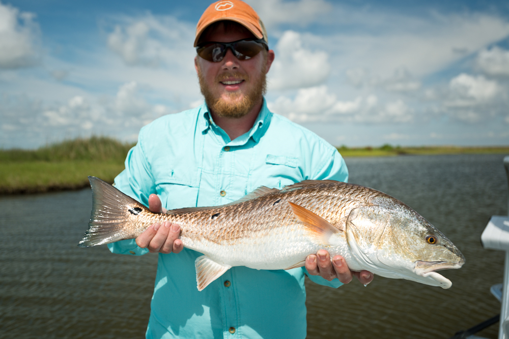 Fly Fishing in Louisiana Photos - May of 2015 with Southern Fly Expeditions of New Orleans