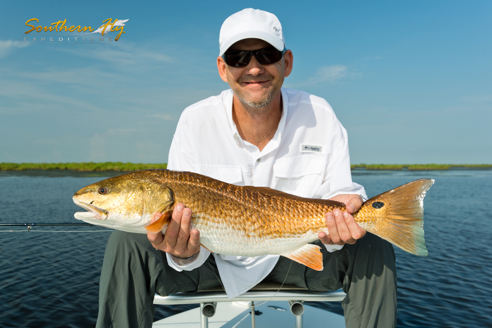 June 2015 Fly Fishing Trips with Southern Fly Expeditions of Louisiana