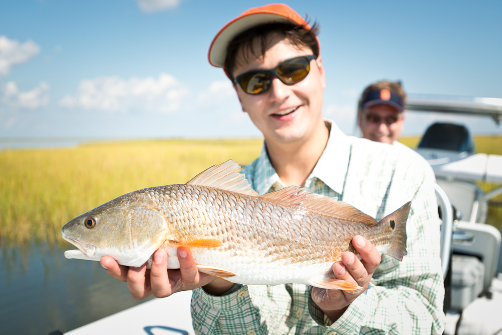 Fly Fishing Trip Photos August 2015 with Southern Fly Expeditions of Louisiana