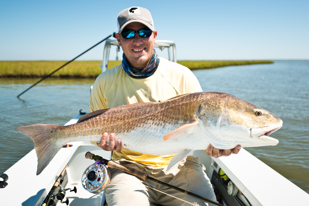 Monster Bull Red Southern Fly Expeditions