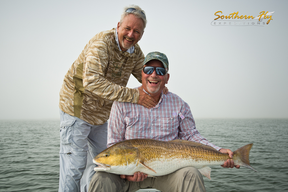 Louisiana Sport Fishing - Red Fish