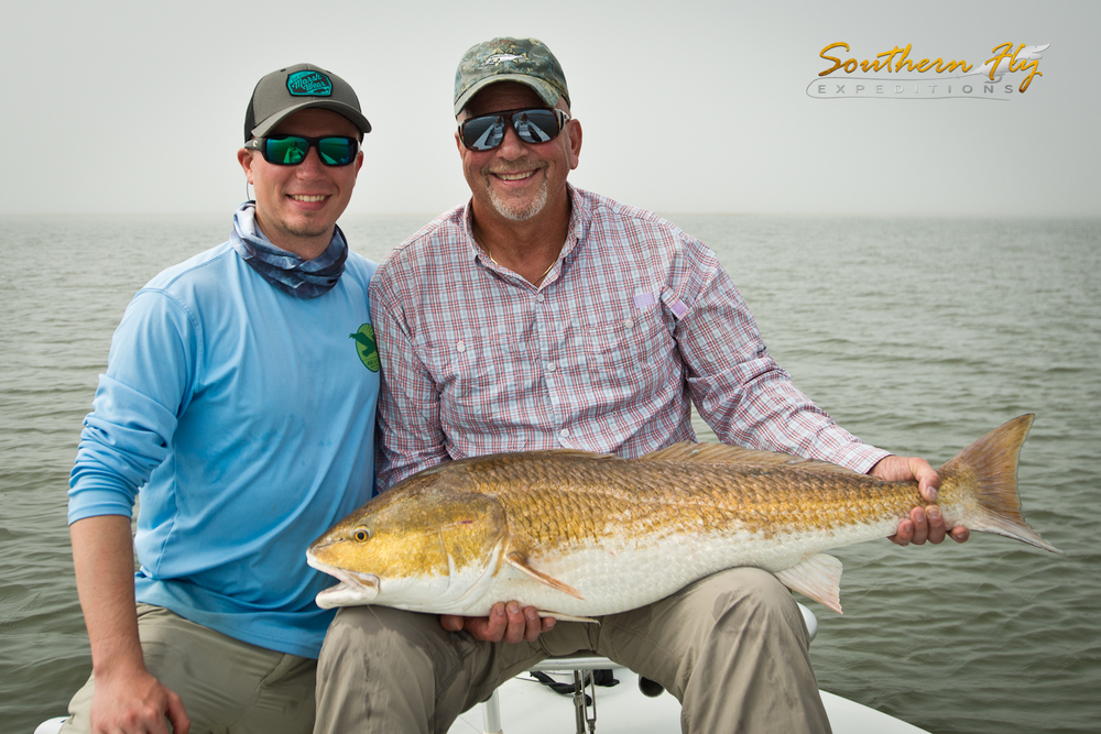 Red Drum Fly Fishing New Orleans