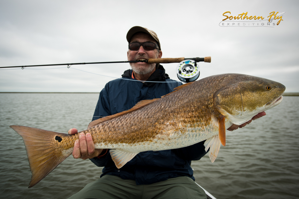 Red Drum Fly Fishing New Orleans Style