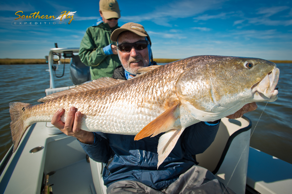 Red Drum Fishing Trip