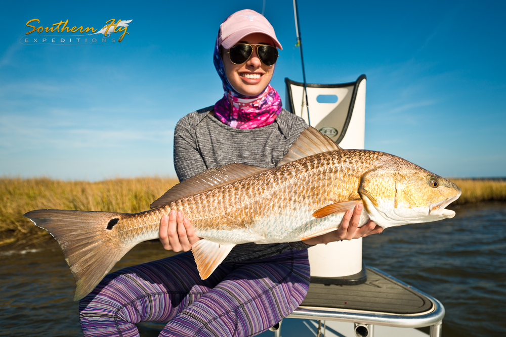 Women's Fly Fishing Guide