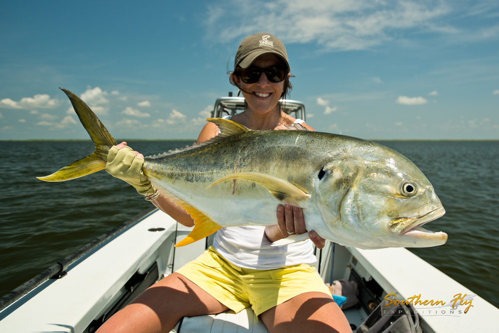 Couples Fly Fishing Trips New Orleans