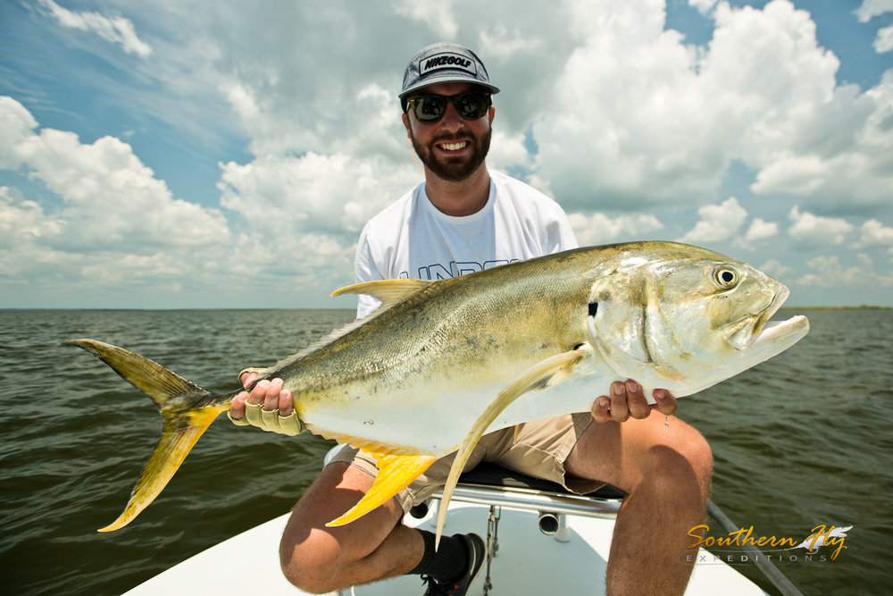 Southern fly expeditions 2016 august louisiana fly for Fly fishing new orleans