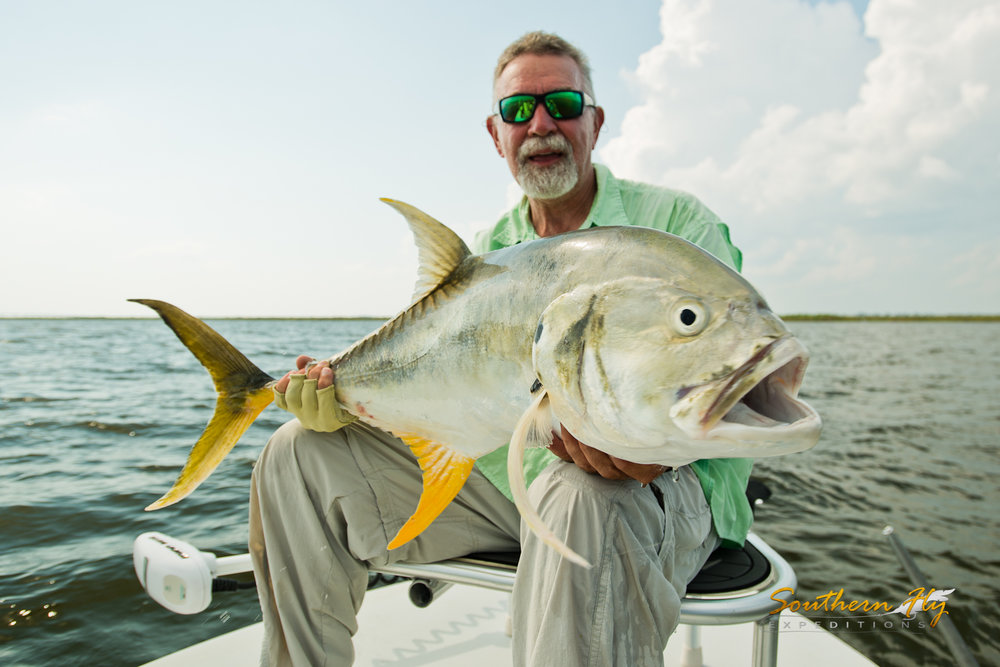 Jack Crevalle Southern Fly Expeditions New Orleans