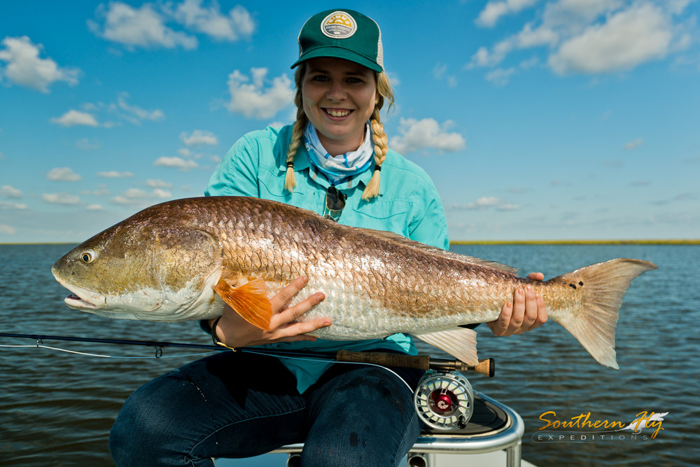 Red Fish Catch and Release New Orleans