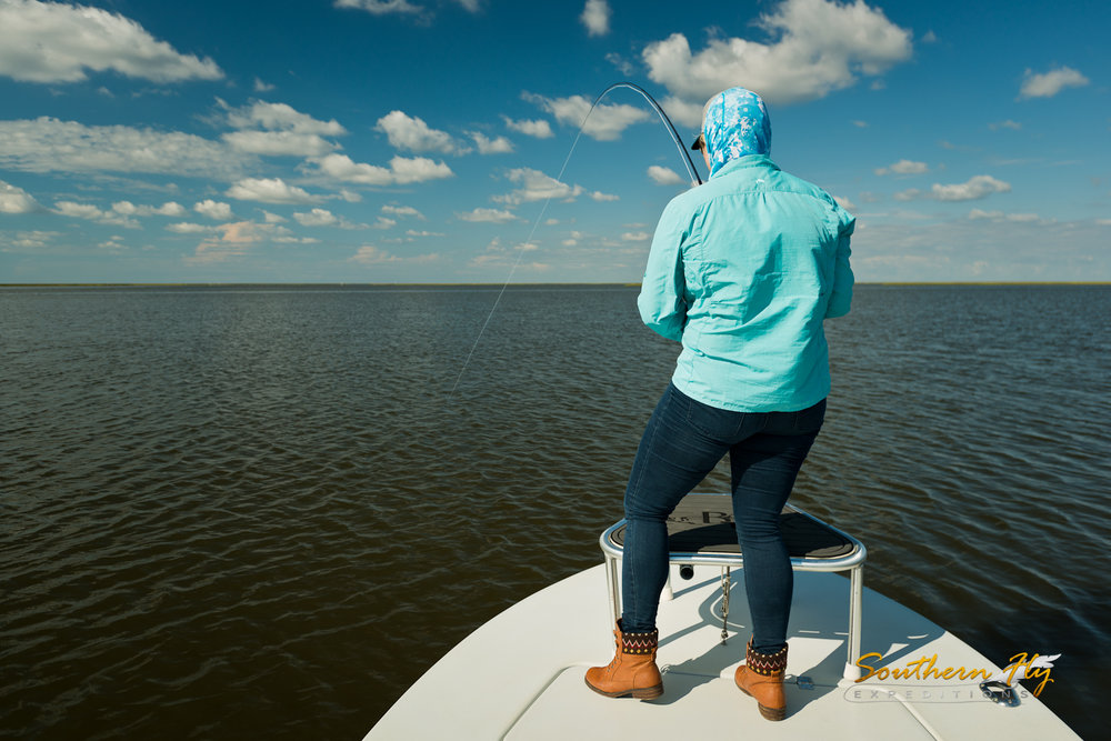 Women's Fly Fishing Trips