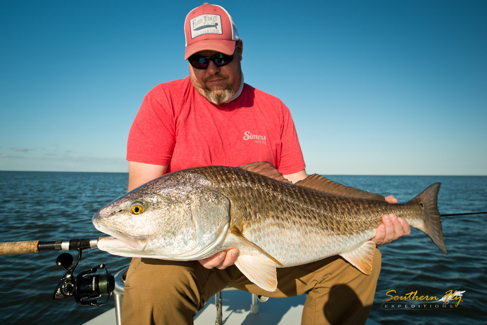 Gulf Fly Fishing Guide Southern Fly Expeditions
