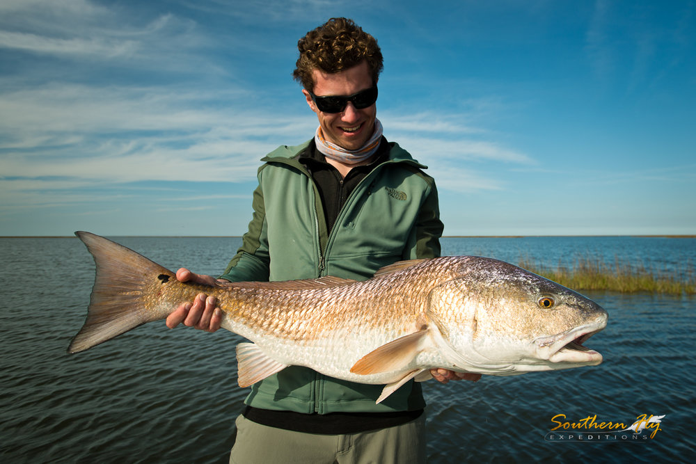 fly fishing new orleans louisiana with Southern Fly Expeditions the best fly fishing guide in the south