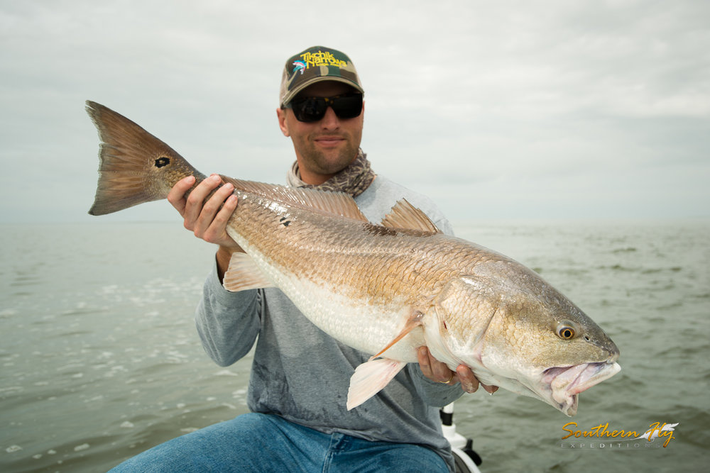 Oklahoma Anglers Fly Fishing New Orleans