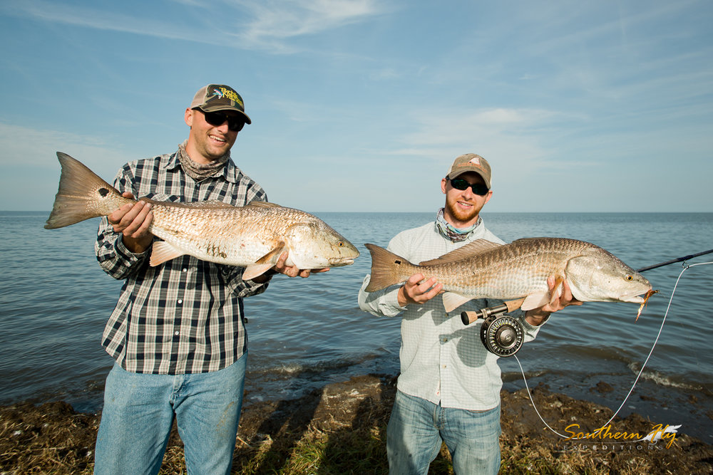 West Virginia Anglers Fly Fishing New Orleans Southern Fly Expeditions