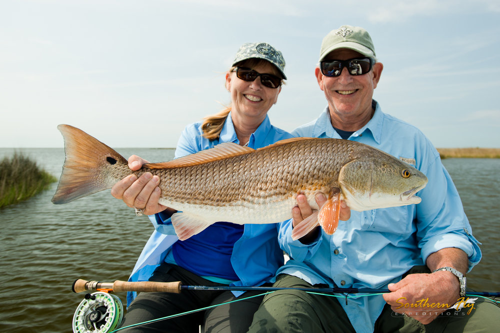 Missouri Anglers Fly Fishing New Orleans - Southern Fly Expeditions