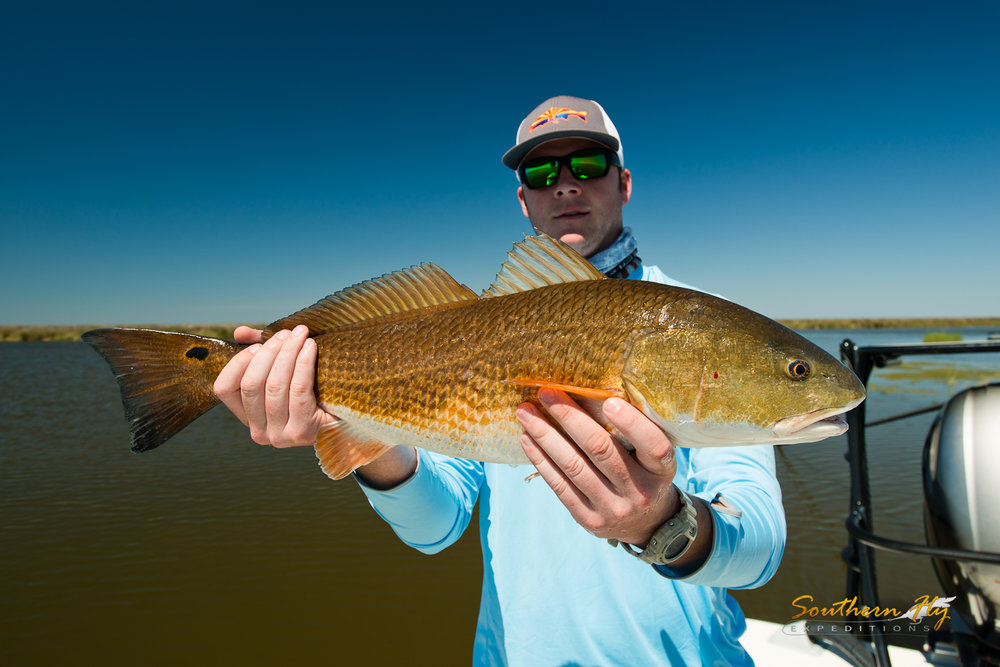 Delaware Anglers Fly Fishing New Orleans