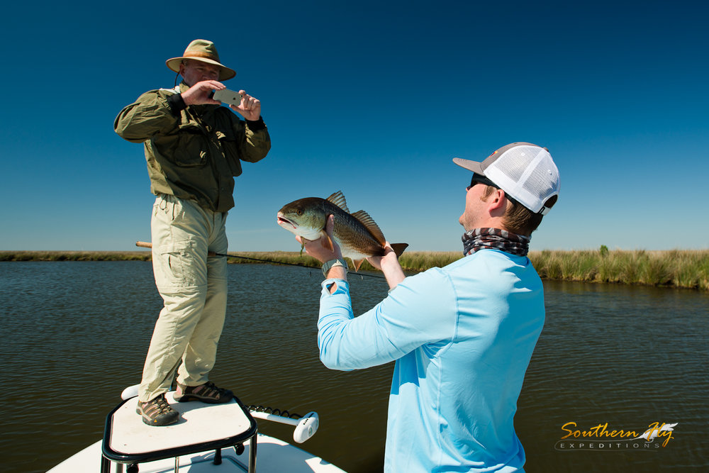 Florida Anglers Fly Fishing New Orleans