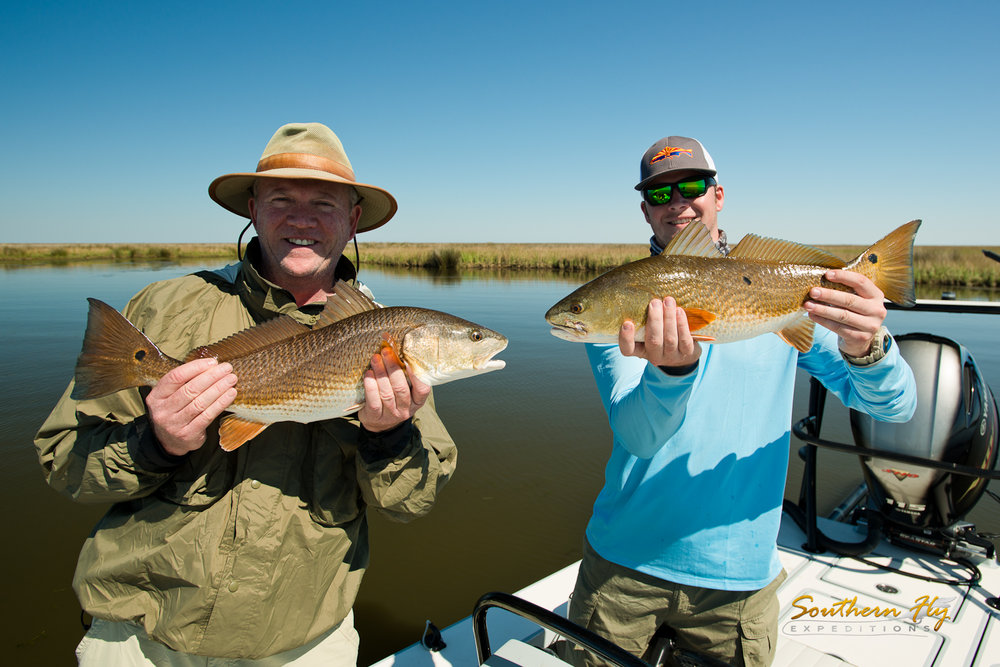 Idaho Anglers Fly Fishing New Orleans