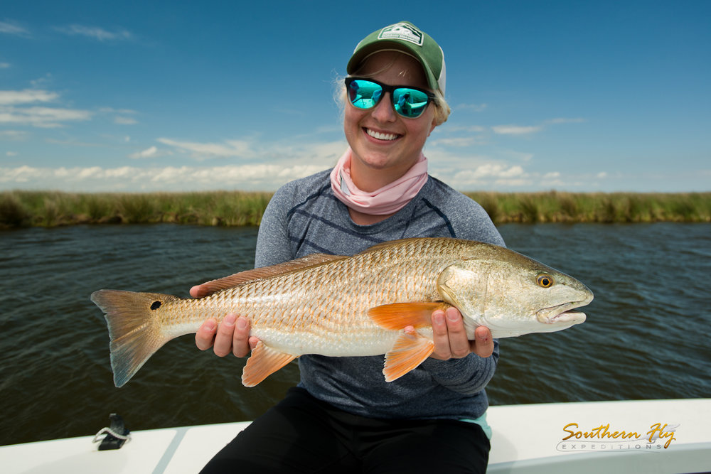 Iowa Anglers Fly Fishing New Orleans Southern Fly Expeditions