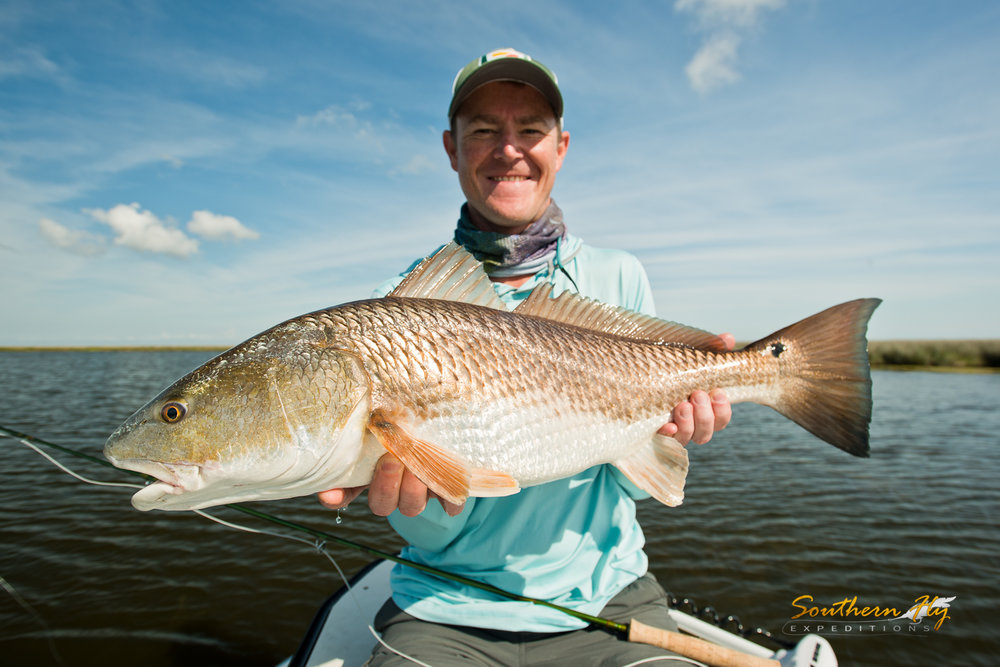Kentucky Anglers Fly Fishing New Orleans