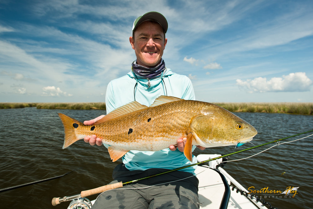 Maine Anglers Fly Fishing New Orleans