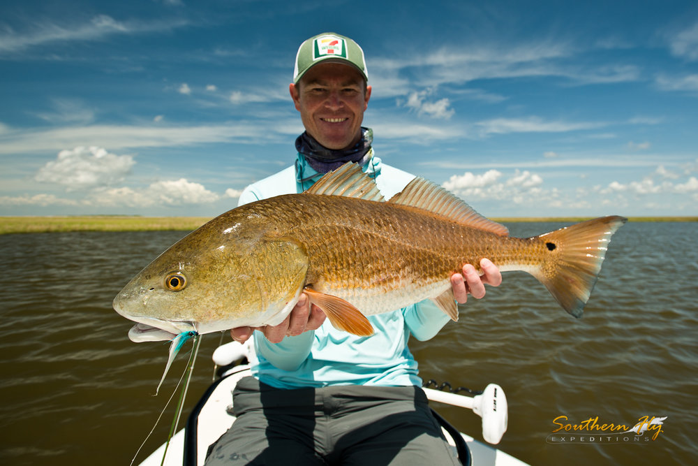 Mississippi Anglers Fly Fishing New Orleans