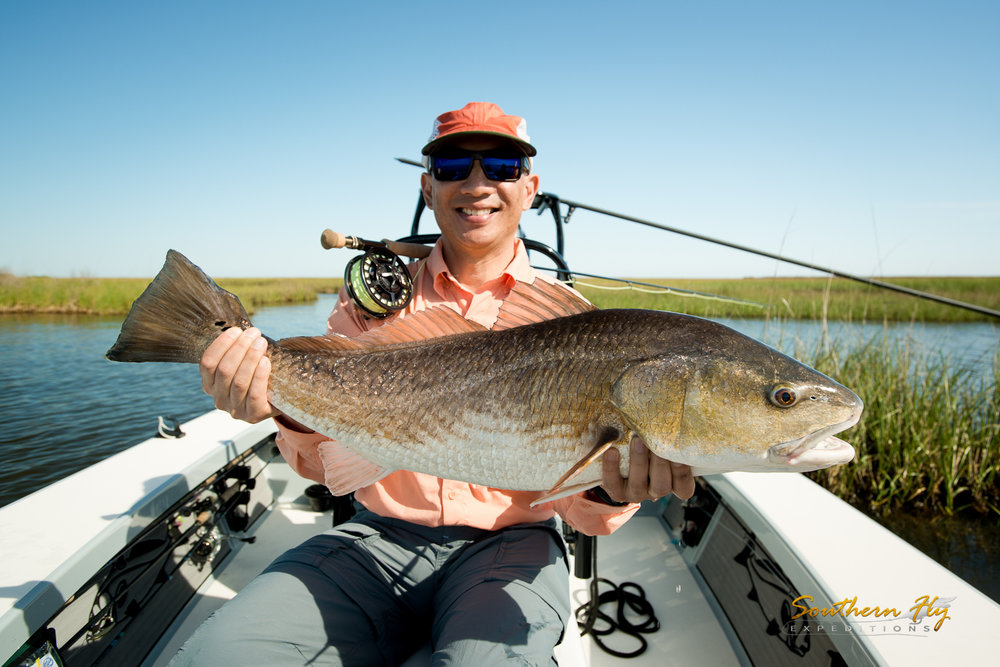Nevada Anglers Fly Fishing New Orleans - Southern Fly Expeditions