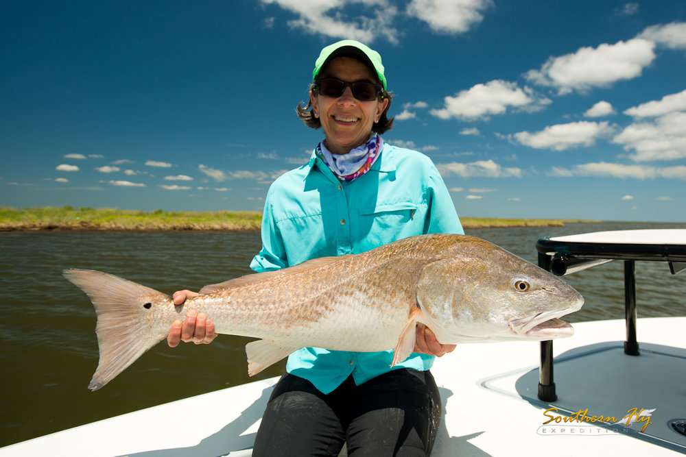 Fastest Growing Sport Women Fly Fishing New Orleans