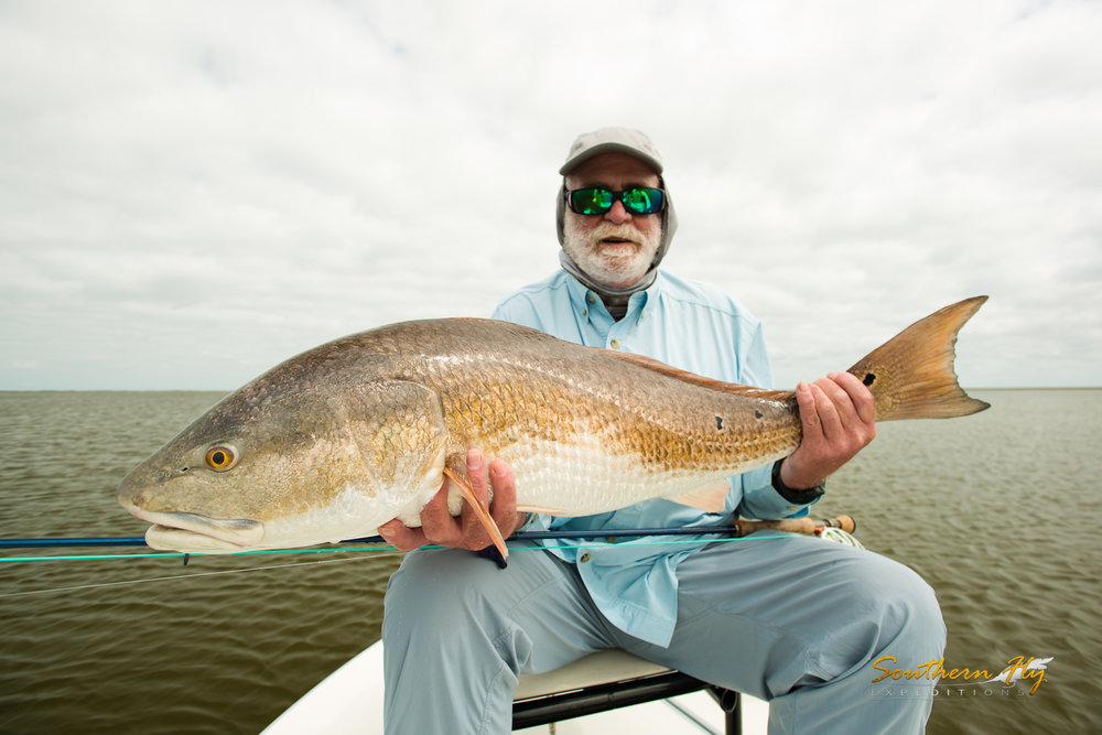 New Jersey Anglers Fly Fishing New Orleans