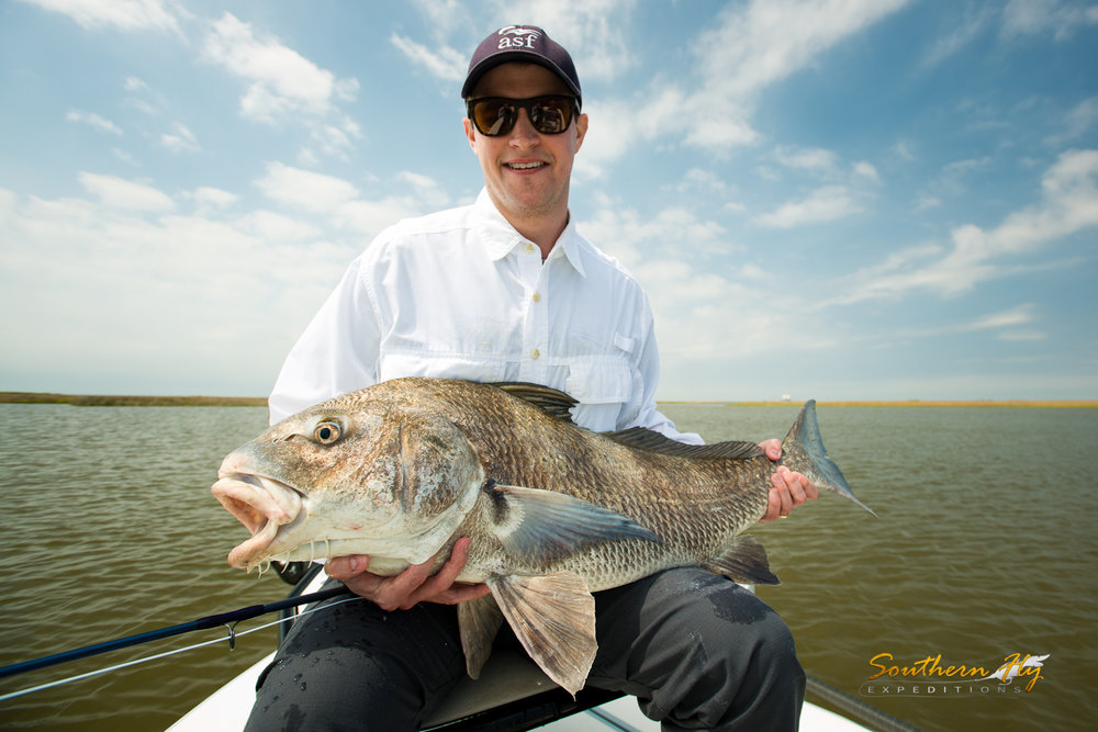 New York Anglers Fly Fishing New Orleans