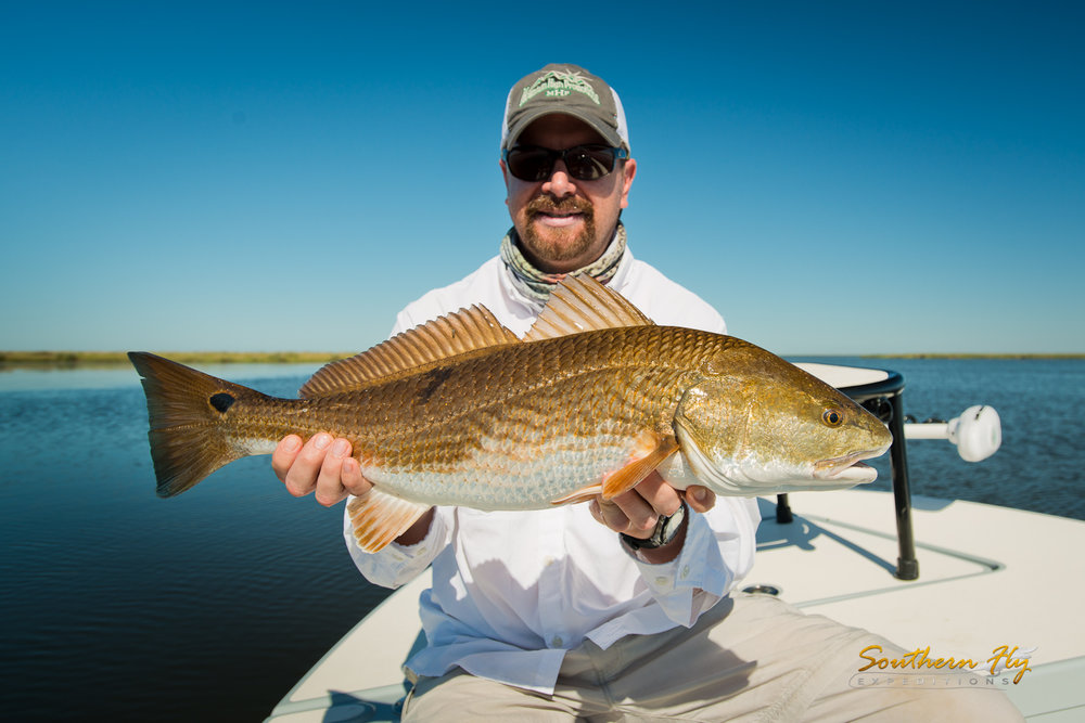 New Orleans Fly Fishing with Southern Fly Expeditions