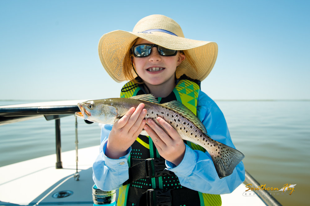 Womens Fly Fishing Trips New Orleans
