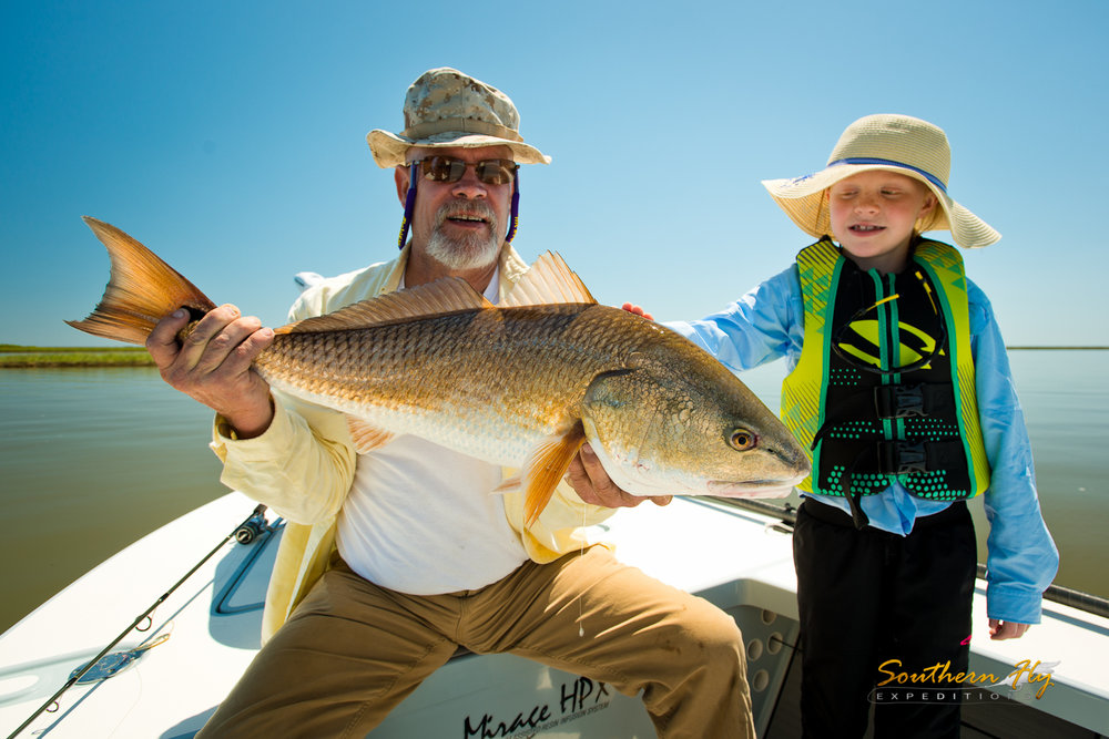 Family Fly Fishing Trips