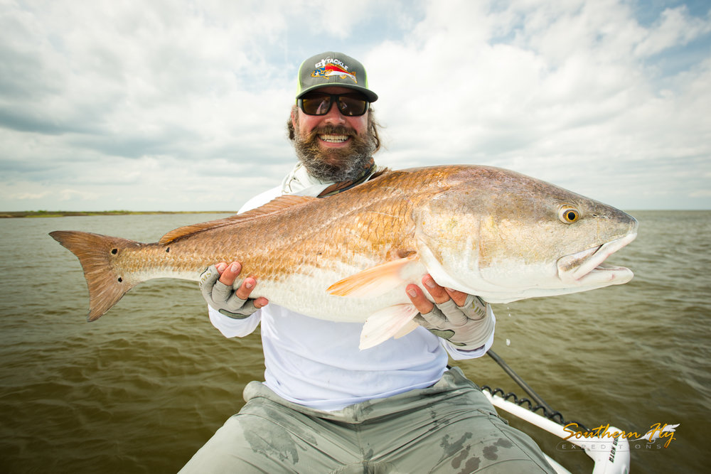 Best Fly fishing New Orleans - Southern Fly Expeditions