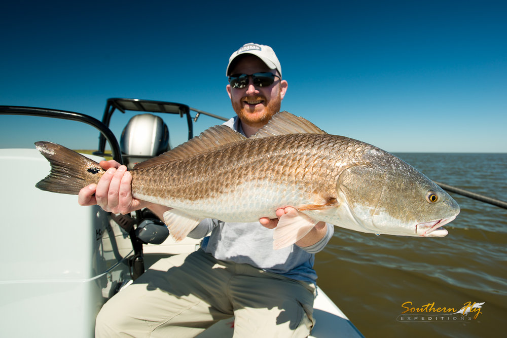 Fly Fishing with Casual Angular New Orleans