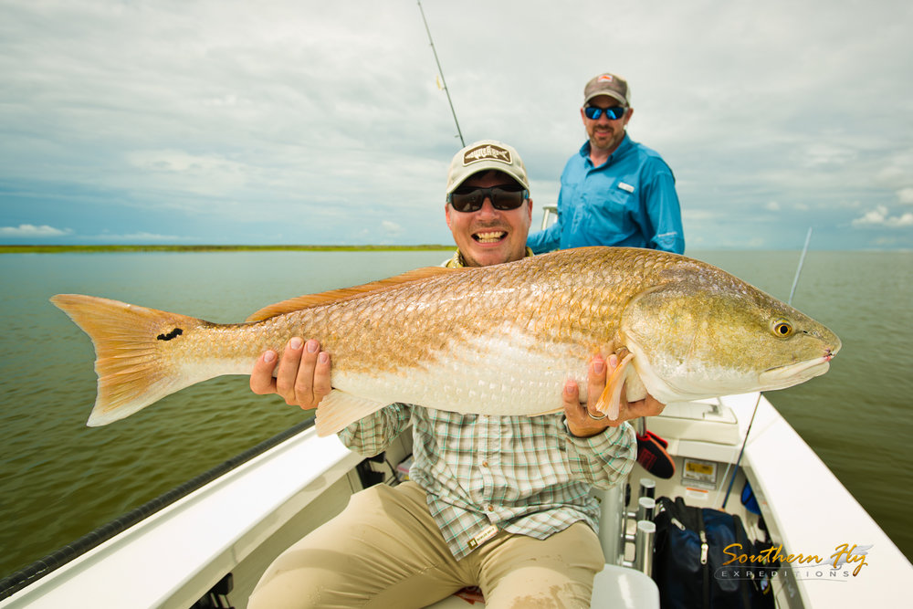 Southern Fly Expeditions - Fly Fishing Louisiana Guide with Captain Brandon Keck