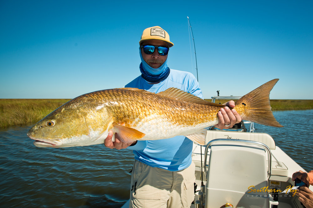 fly fishing guide new orleans la
