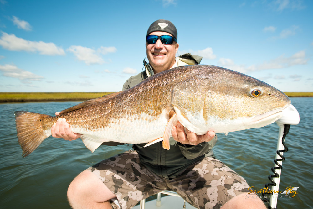 redfish guide new orleans louisiana charter