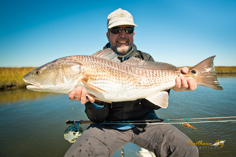 Fishing Louisiana with Southern Fly Expeditions
