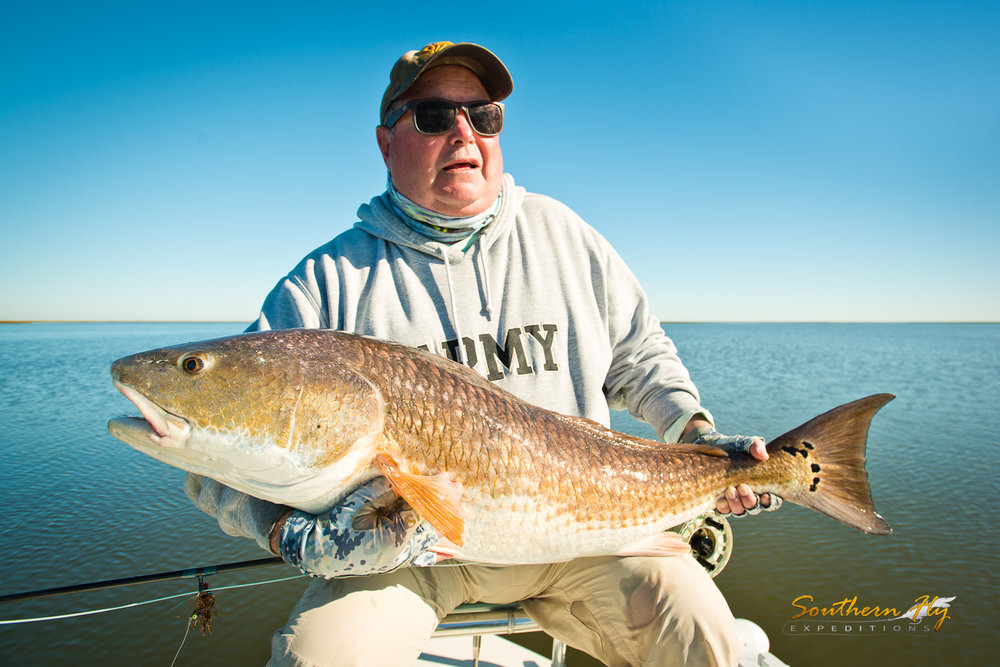 things to do on bachelors trips in new orleans - charter fishing guides Southern Fly Expeditions